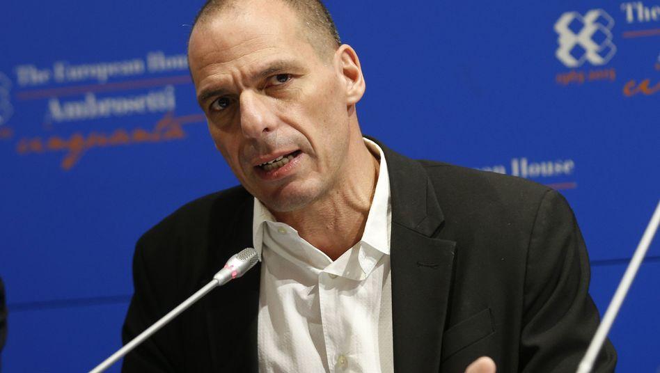 """Finanzminister Varoufakis: Günther Jauch präsentierte ihn als """"Bruce Willis Griechenlands"""""""