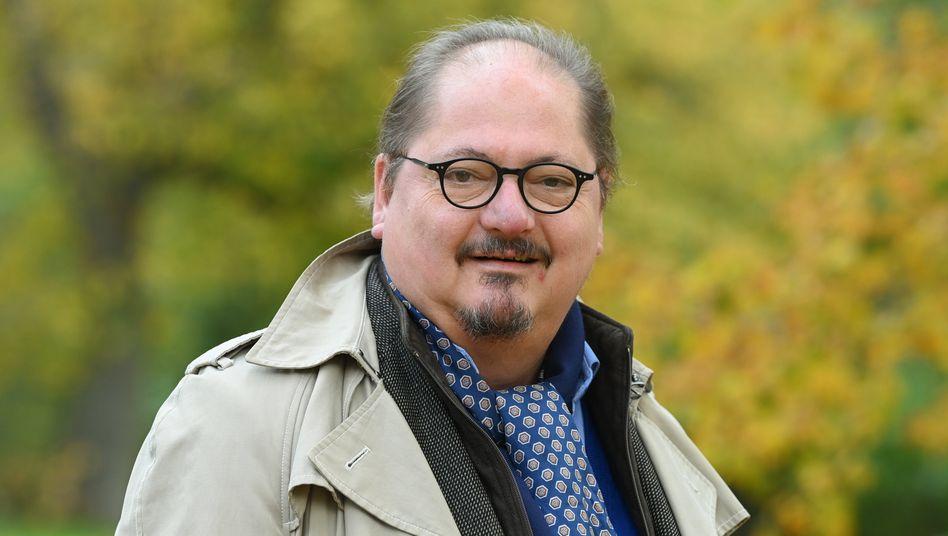 """Jürgen Tarrach stimmen die Kontaktverbote """"nicht melancholisch, eher schon die Tatsache, dass ich überhaupt 60 werde"""""""