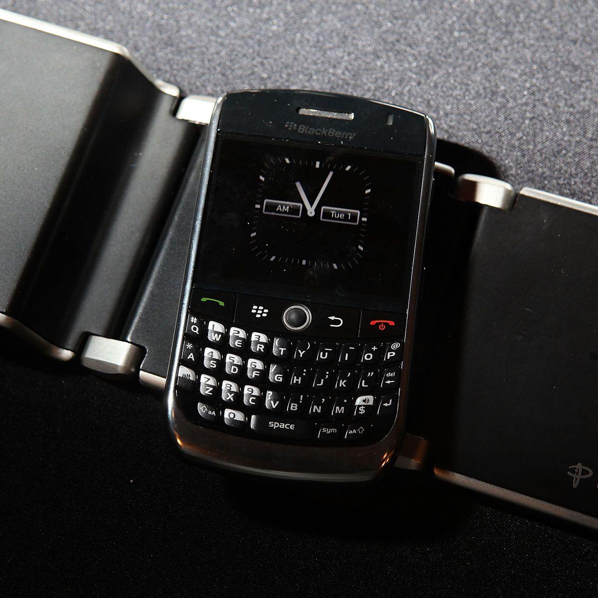 Ende einer Legende: Im August ist Schluss mit Blackberry-Smartphones
