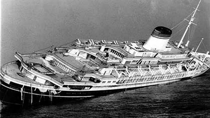 """Zeitgeschichte: Der Untergang der """"Andrea Doria"""""""