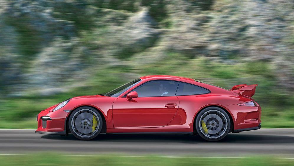 Porsche 911 GT3: Automatisch schneller