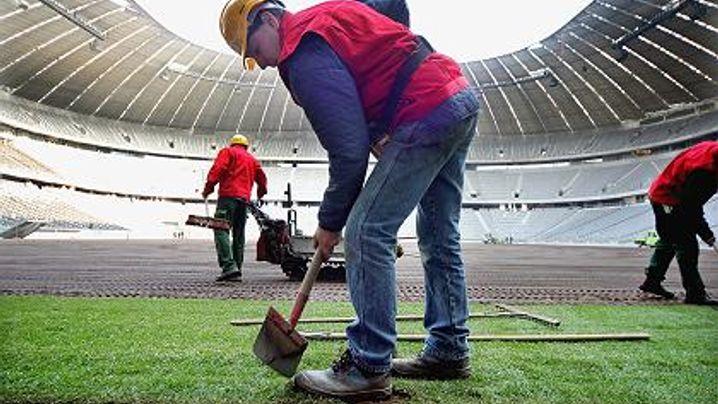 Allianz-Arena: Münchens Sporttempel der Superlative