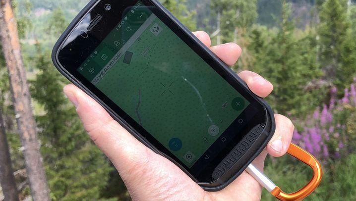 Smartphone für extreme Bedingungen: Das Land Rover Explore im Test