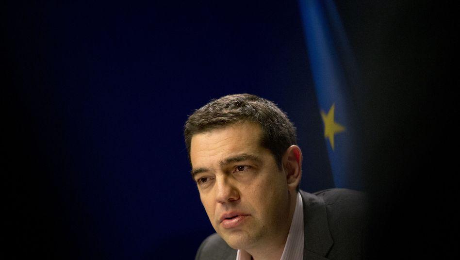 Tsipras-Besuch bei Merkel: Letzte Hoffnung