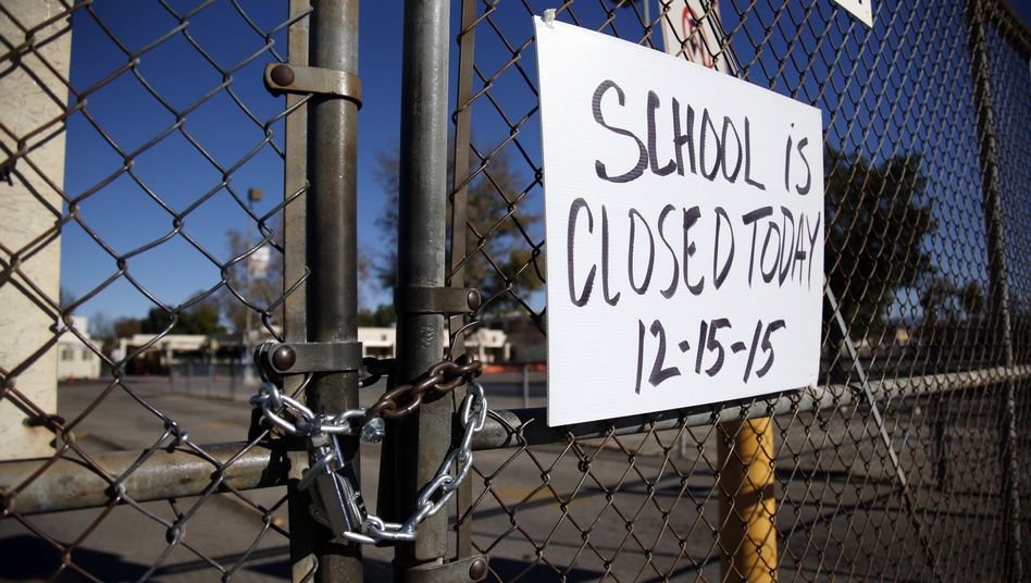 Schulen in Los Angeles geschlossen: Anschlagsdrohung war Fehlalarm