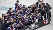 Eisbären Berlin sind Rekordmeister in der DEL