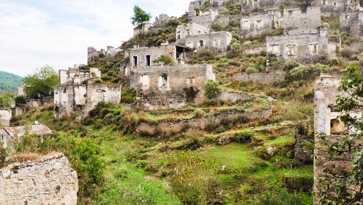 Türkische Ruinenstadt Kayaköy: Das verlorene Paradies