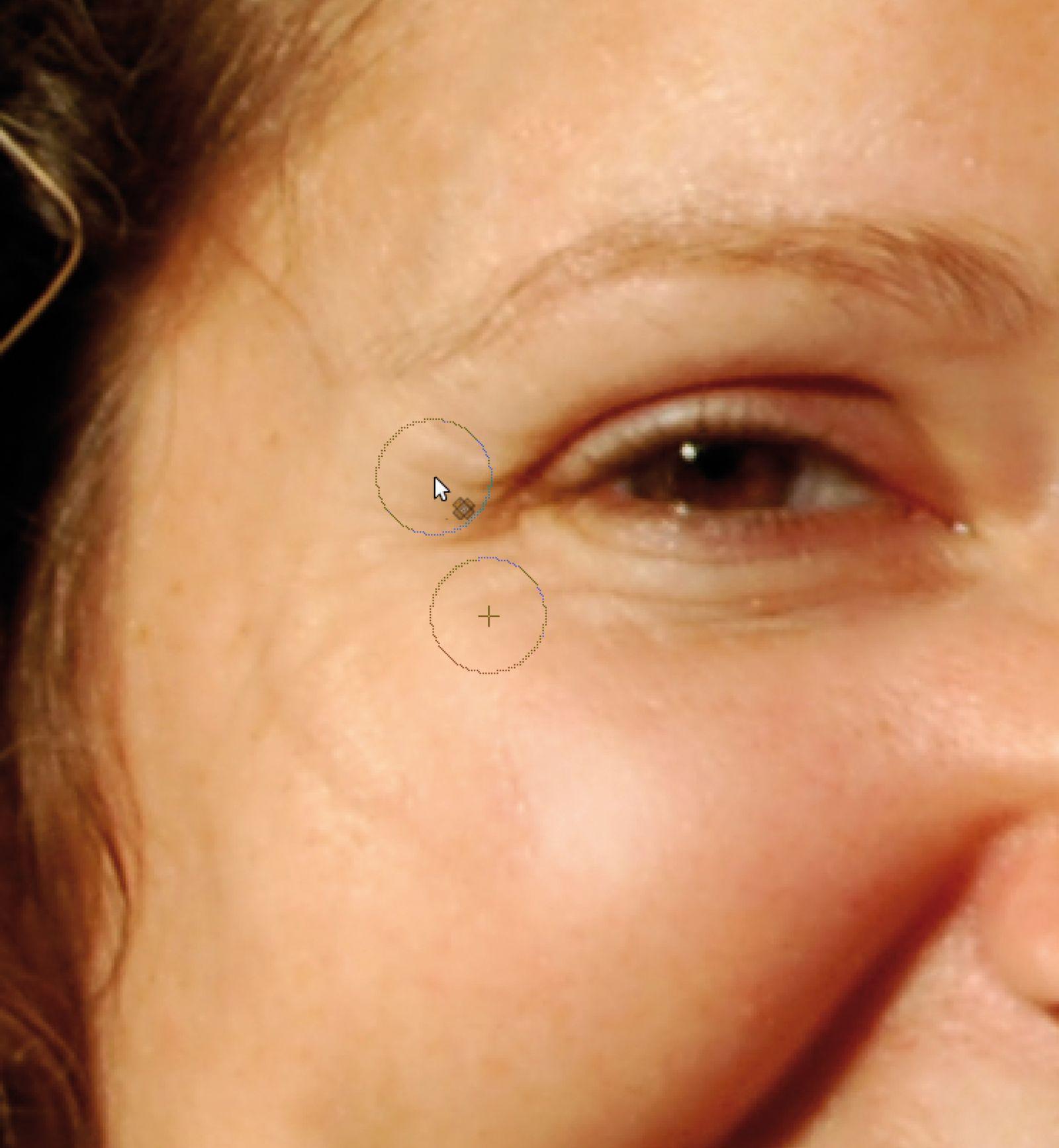 EINMALIGE VERWENDUNG Beauty Retusche #07