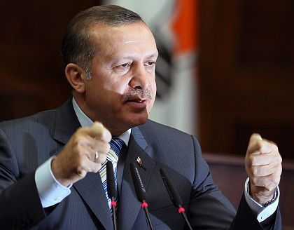 """Turkish Prime Minister Tayyip Erdogan: """"There's no doubt that some progress has been made."""""""