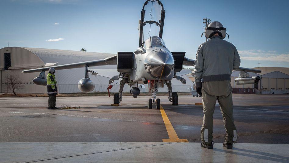 Luftwaffenbasis Incirlik: Künftig kein Zugang mehr für die USA? (Archivfoto)