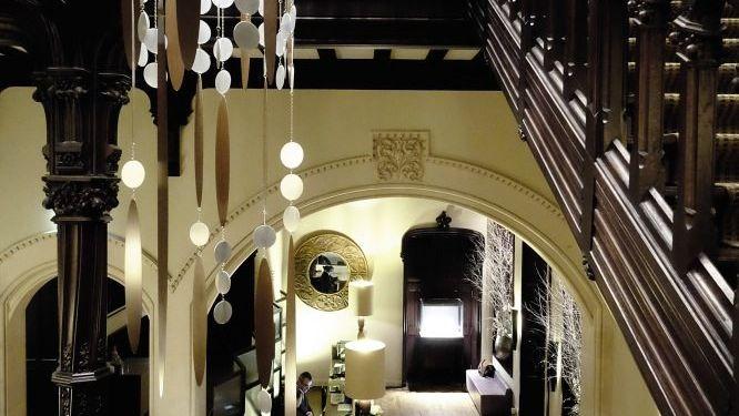 Hotel Villa Kennedy in Frankfurt am Main Auf Buchungen aus dem Netz angewiesen