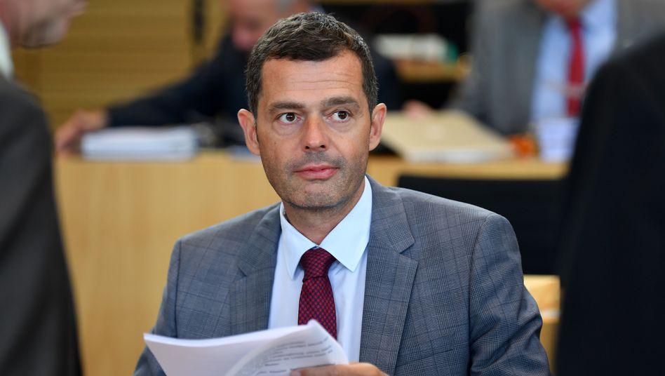 """Mike Mohring, CDU-Spitzenkandidat in Thüringen: """"Ich hoffe sehr, dass aus Berlin mehr Rückenwind kommt"""""""