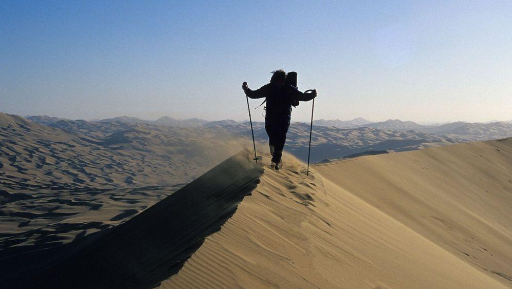 Sportabenteuerer Bruno Baumann: Die Wüste und die Todeszone