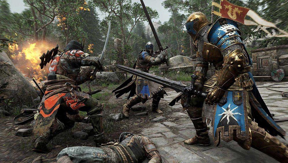 Beliebte Mittelalter-Games - wie die Kreuzritter Digitalien eroberten