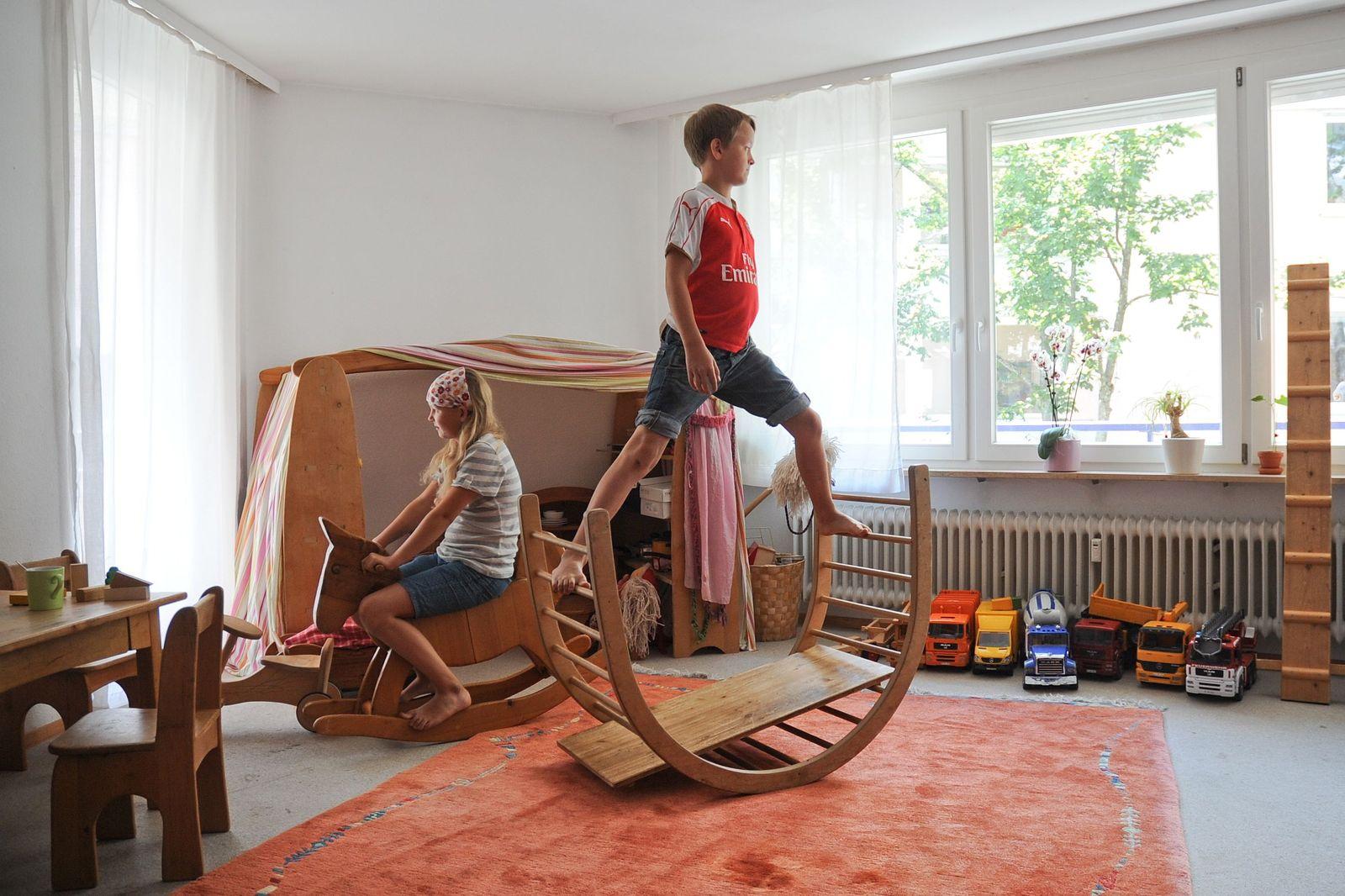 EINMALIGE VERWENDUNG Familie Rasche, Filderstadt