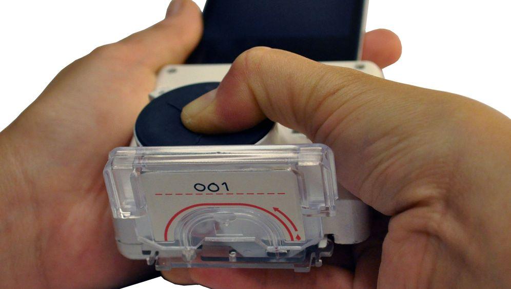Syphilis und HIV: Labortest mit Smartphone