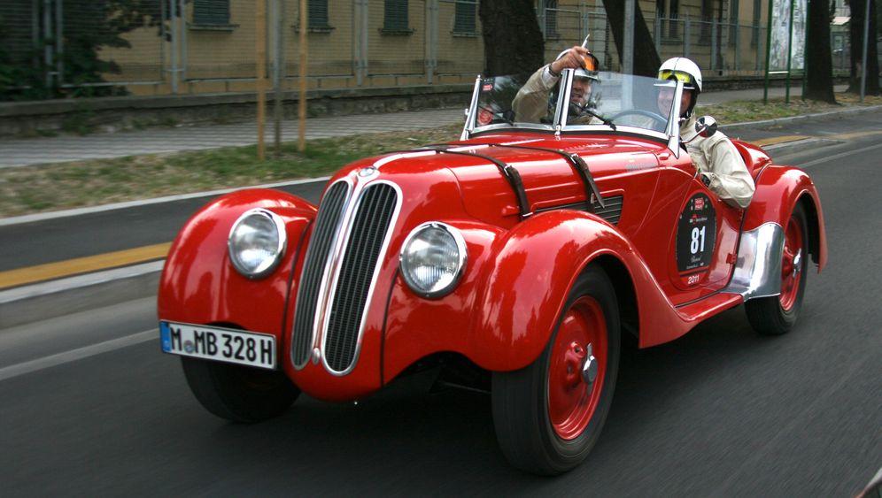 Mille Miglia: Edelmetall auf Italienkreuzfahrt
