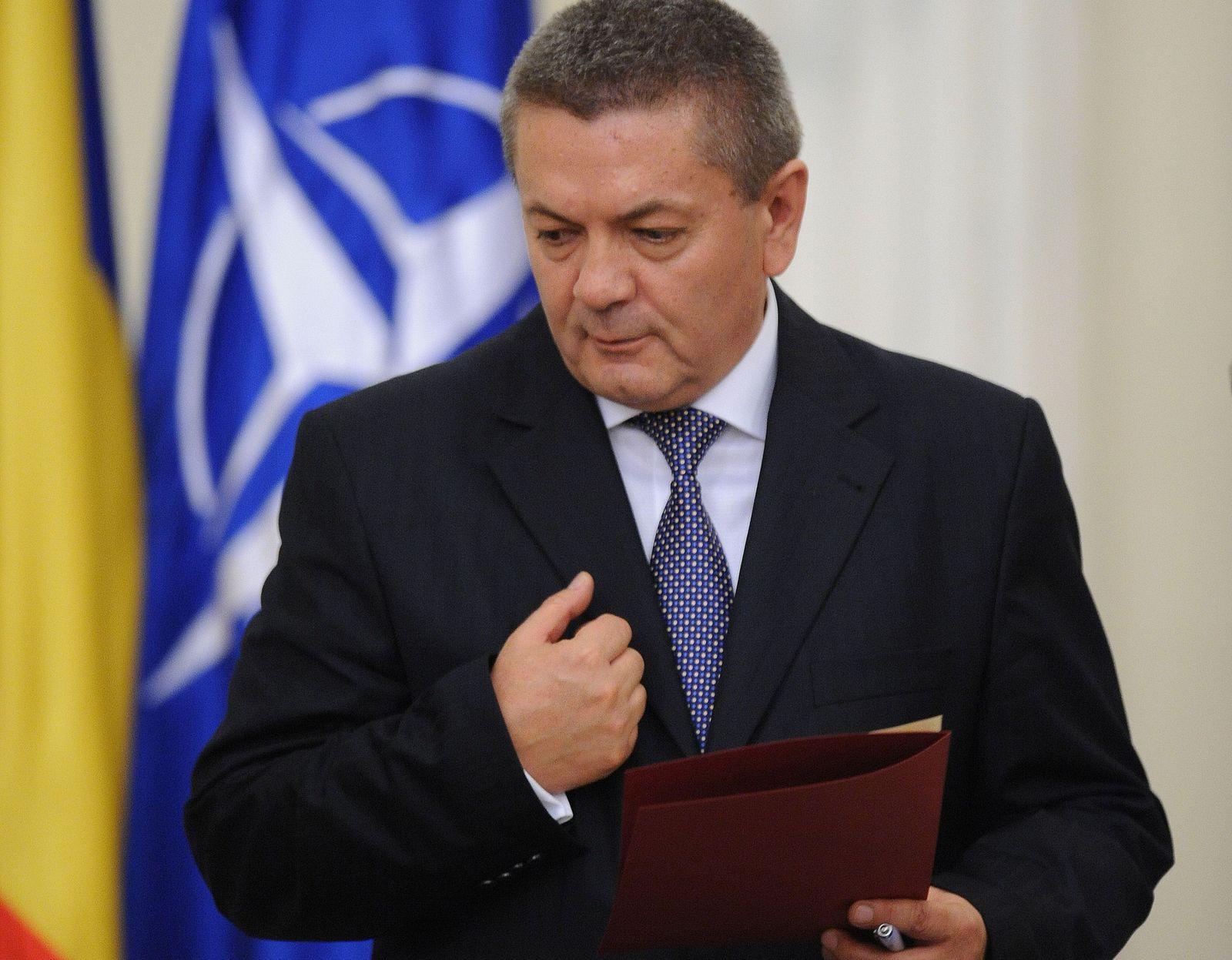 ROMANIA-GOVERNMENT-IOAN-RUS