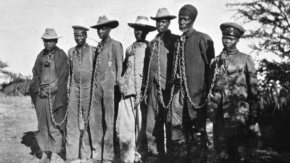 Kolonialmacht Deutschland: Völkermord an Herero und Nama