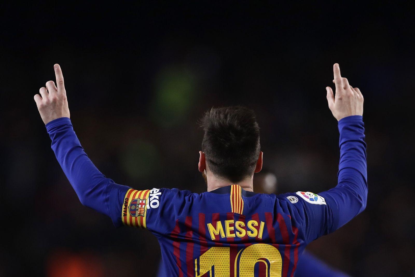 FC Barcelona - UD Levante