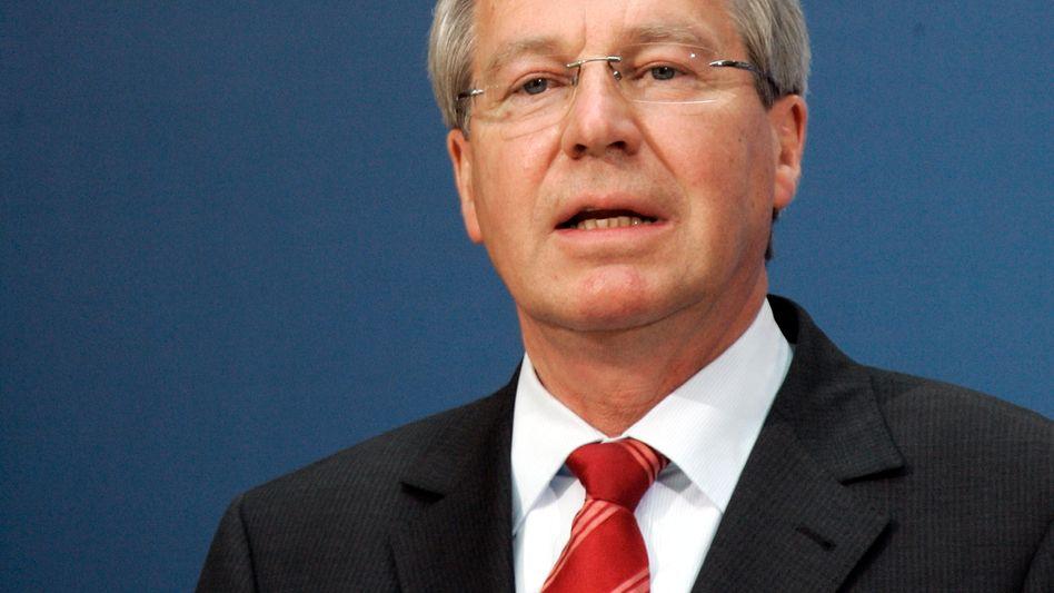 Bremer SPD-Bürgermeister Böhrnsen: Er wird wohl weiter mit den Grünen regieren können