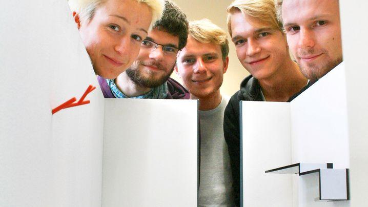 Knast-Gestalter: Wie Design-Studenten Haftzellen einrichten