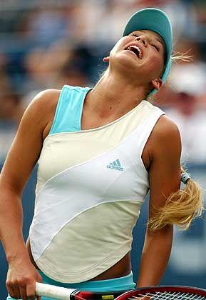 Anna Kurnikowa kann zwar kaum Erfolge auf dem Tennisplatz verbuchen, vielen Fans ist das jedoch ziemlich egal