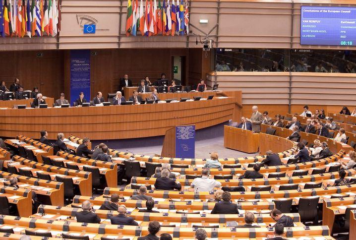 Europaparlament in Brüssel: Größere Chancen für Kleinparteien?
