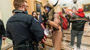 Mehrere prominente Kapitol-Randalierer festgenommen