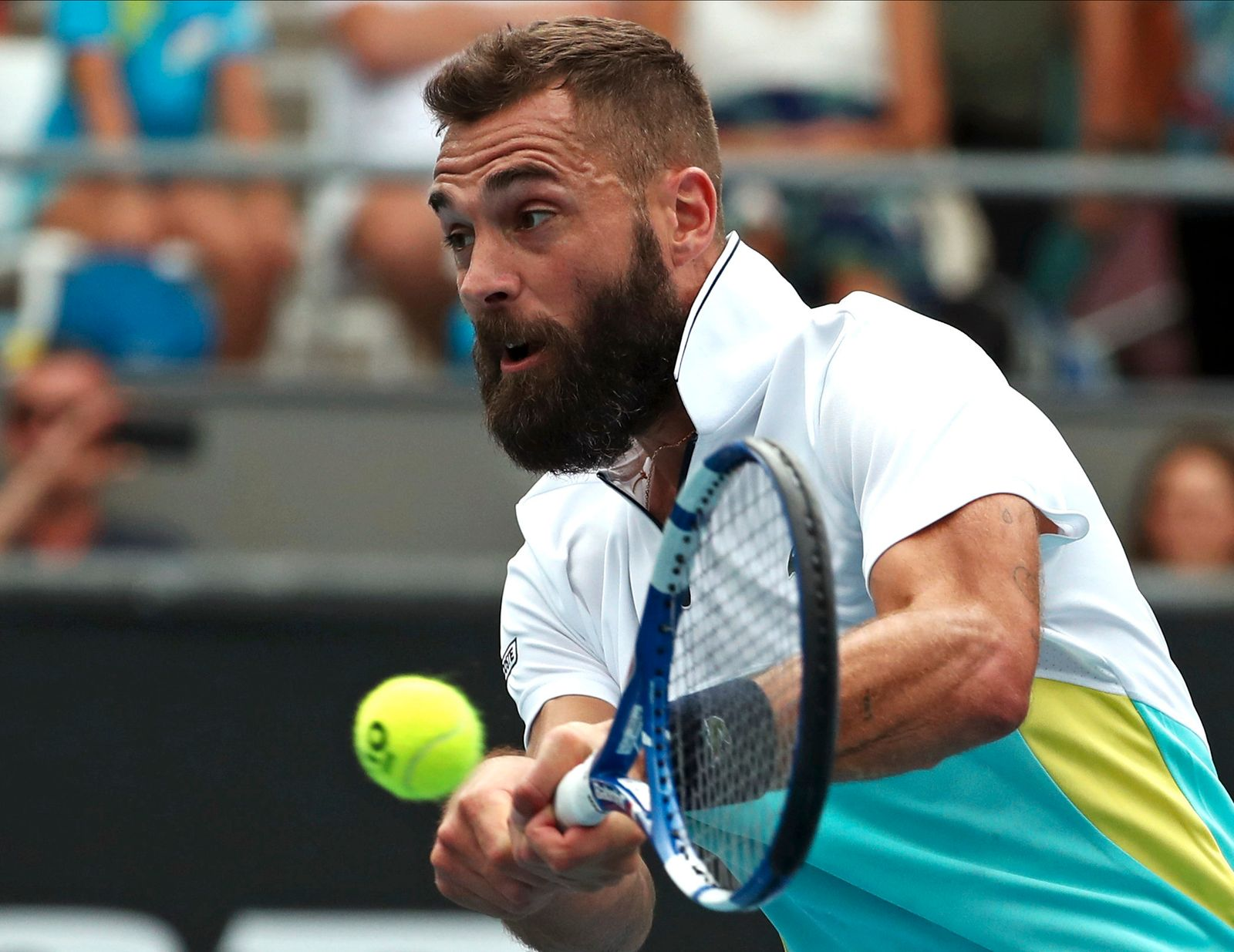 Virus Outbreak US Open Paire Out