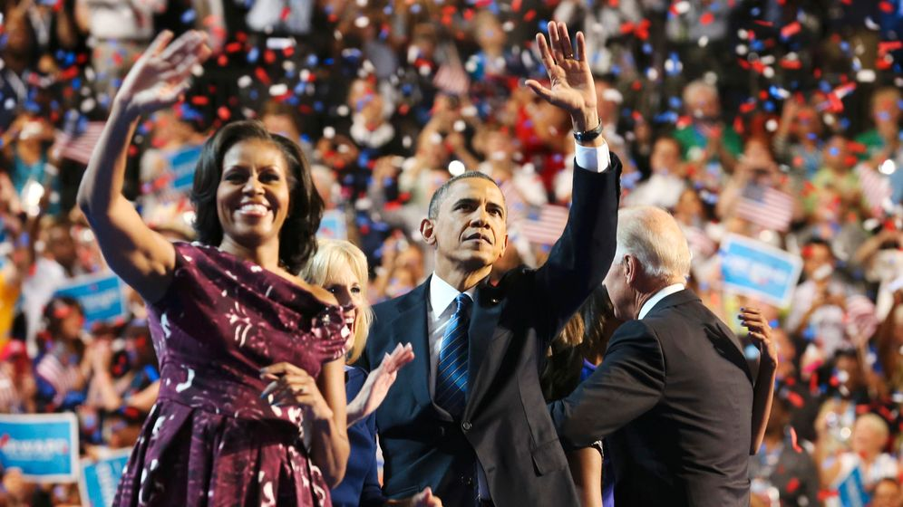 US-Wahlkampf 2012: Die Stunde Barack Obamas