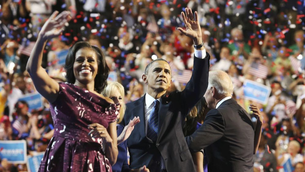 Photo Gallery: The Hour of Barack Obama