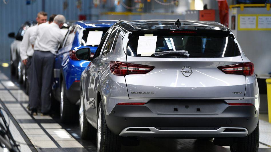 Opel-Produktion in Eisenach: Gewerkschaft fordert Eigenständigkeit