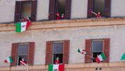 """Italiener singen zum Tag der Befreiung """"Bella Ciao"""" von den Balkonen"""