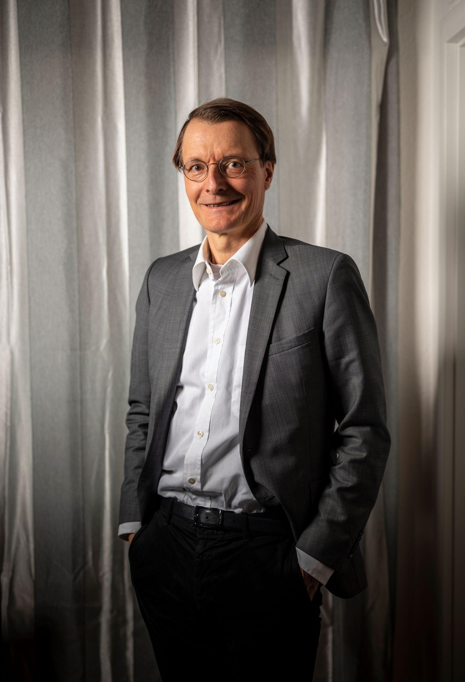 Corona Katja Suding Fdp Und Karl Lauterbach Spd Im Streitgesprach Der Spiegel