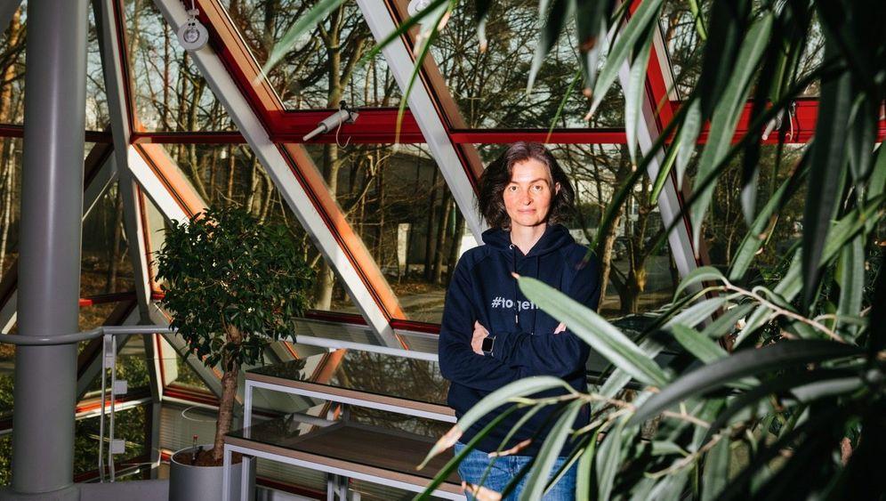 Unternehmergewächs: Kerstin Hochmüller studierte mit Anfang 40 noch mal – Change-Management. Dann wurde sie Chefin des Mittelständlers Marantec und startete ihren Feldversuch