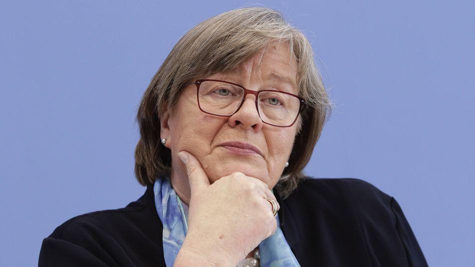 Andrea Voßhoff, Bundesbeauftragte für den Datenschutz