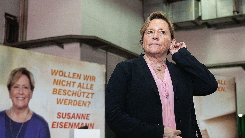 CDU-Politikerin Eisenmann: »Natürlich führen Frauen anders«