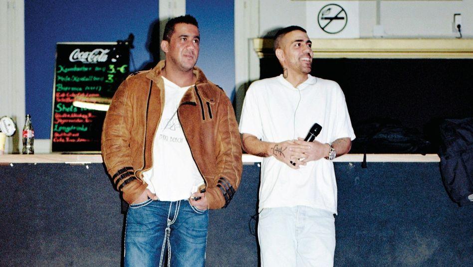 Partner Abou-Chaker, Bushido 2009:Er brauchte Schutz, und Arafat schützte ihn