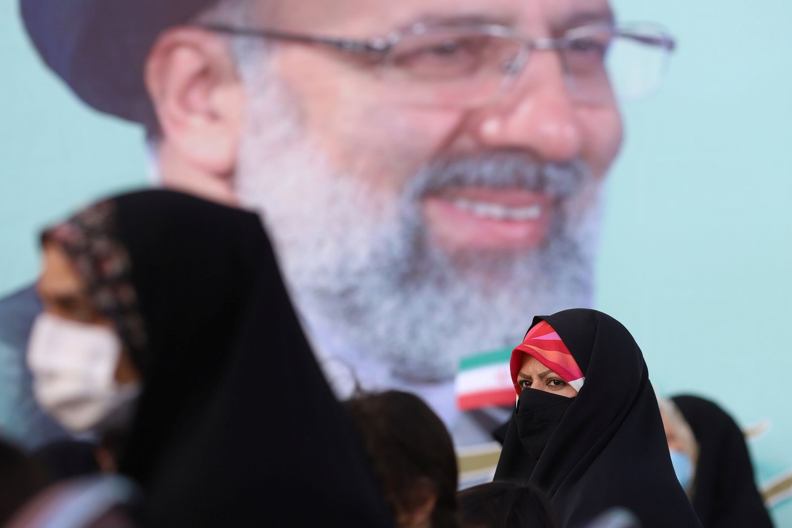 Khamenei protege Raisi wins Iran election amid low turnout