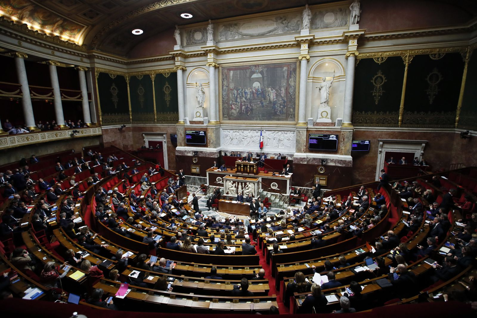 Frankreich Nationalversammlung