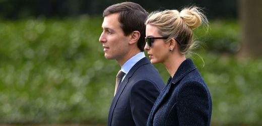 Ivanka Trump und Jared Kushner: Absturz eines Prinzenpaars