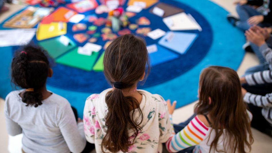 Schulkinder in München: Ihre Rechte sollen im Grundgesetz explizit erwähnt werden