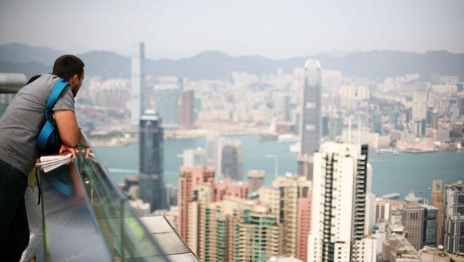 Hongkong: Nicht nur hier stießen Journalisten auf geheime Finanzgeschäfte