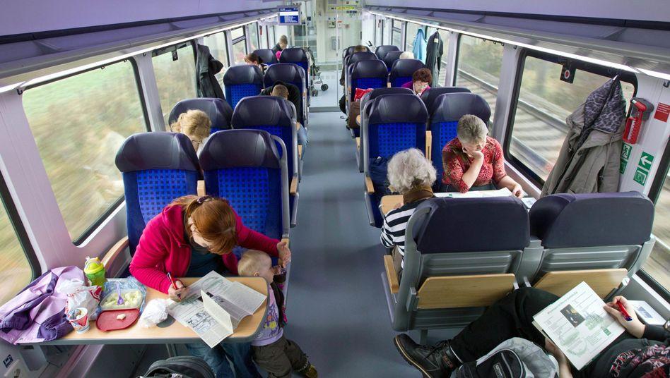 Regionalbahn: Künftig ohne Schönes-Wochenende-Ticket