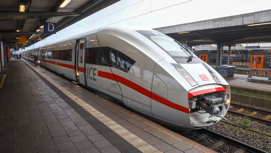 ICE der Deutschen Bahn: Eine AG in Staatsbesitz