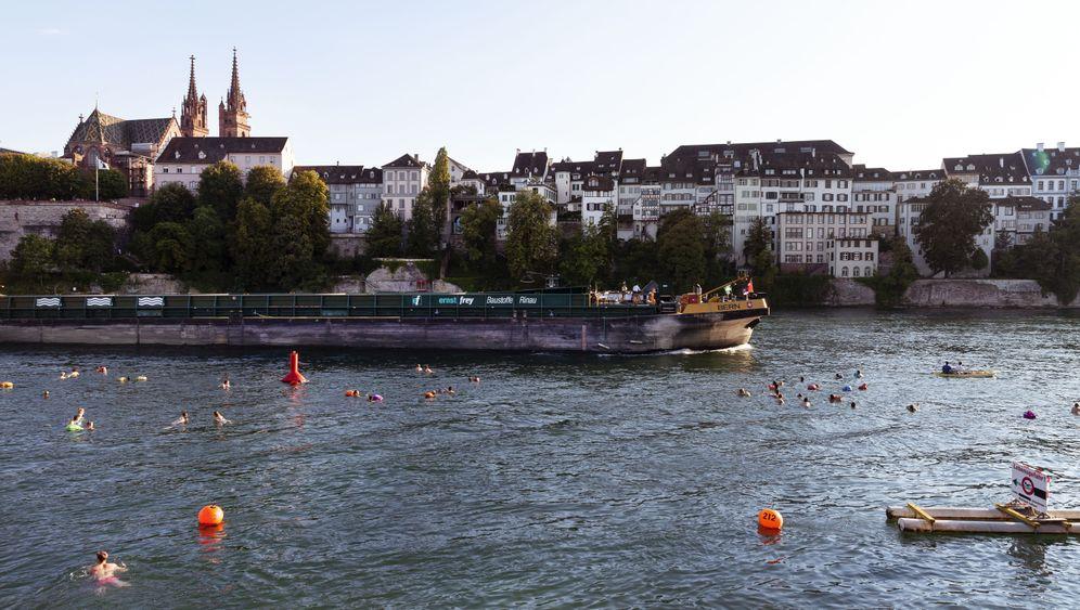 Die ganze Stadt im Fluss: Ziemlich cool