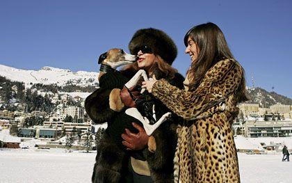 Vermögende in St. Moritz: Offroad ins Reichenparadies