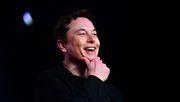 Tesla-Chef Muskwird Satin-Shorts-Seller