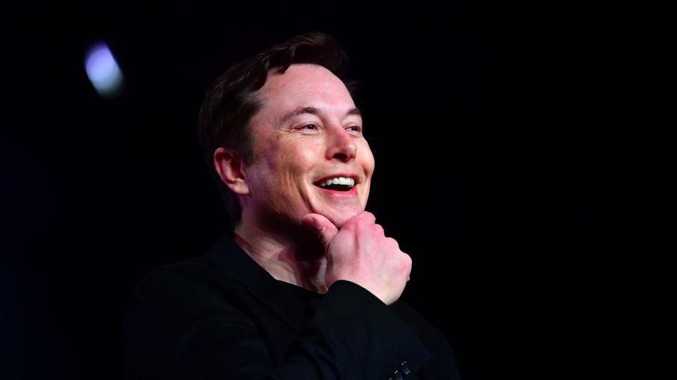 Tesla-Chef Elon Musk: Selbst ernannter »Technoking«